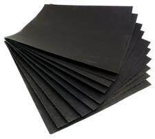 Qualità Wet & Dry carta vetrata carta varie qualità Levigatura Fogli CARROZZERIA Filler