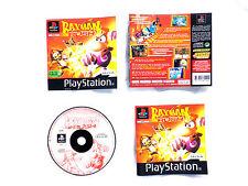 JEU Sony PLAYSTATION PS1 PS2 : RAYMAN RUSH (UbiSoft COMPLET envoi suivi)