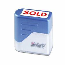 Vendido-para armar uno mismo de Oficina Negocios deskmate Sello Goma Auto Entintado Kit