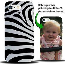Zebra Print Mobile Phone Case Cover Phonecase Zebras Striped Stripes Fun X470