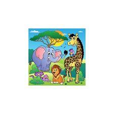 Papier peint enfant géant Animaux de la jungle 2003