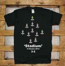 T-Shirt girocollo Supporters J310 Juventus Stadium 5 ottobre 2014 Juve Roma 3-2