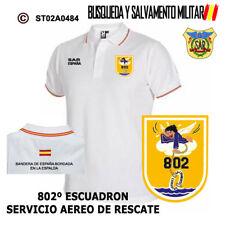 POLOS SERVICIO AEREO DE RESCATE: SAR - 802º ESCUADRON / CANARIAS