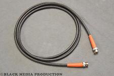 Bnc HD-SDI/3g cable SC-vector plus 1.2l/4.8dz long distance negro * nuevo *