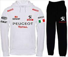 PEUGEOT TUTA felpa maglietta polo t-shirt maglia hoodie lancia ducati alfa romeo