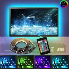 LED TV Hintergrundbeleuchtung TV RGB 5050 led Strip mit Fernbedienung 40-60 Zoll