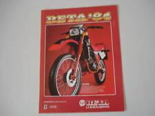 advertising Pubblicità 1984 MOTO BETA 125 RXA