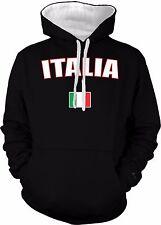 Italy Italia Repubblica Italiana Republic Rome Flag Pride 2-tone Hoodie Pullover