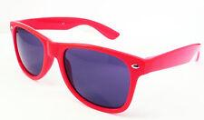 Classic Mens Ladies Wayfare Sunglasses Retro Vintage Fashion Black Smoky Shades