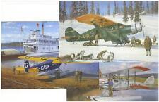 Robert Bradford - Bush Pilot Series - Aviation Art