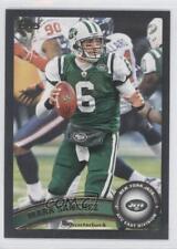 2011 Topps Black #150 Mark Sanchez New York Jets Football Card