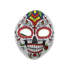 Zac's alter ego ® día de los muertos/Azúcar Calavera/Máscara de Halloween