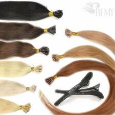 Microring Bonding Hair Extensions 100% Remy Echthaar Strähnen Haarverlängerung