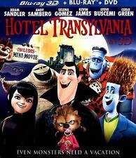Hotel Transylvania [Includes Digital Cop Blu-ray 3D BLU-RAY/WS/3D