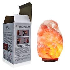 ONEX HIMALAYAN PINK SALT ROCK CRYSTAL LAMP NATURAL HEALING IONIZING SALT LAMPS