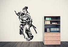 SAMURAI WARRIOR Wall Art Sticker, Decal, Mural - 3 x sizes - stunning design