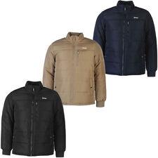 Lee Cooper Herren Solid Jacke Gr. S M L XL 2XL Winterjacke Paddet Jacke neu
