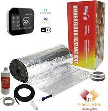 Electric Under Laminate / Wood Foil Underfloor Heating Mat Kit (BCA)