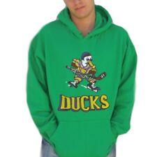 Mighty Ducks Movie Hooded Sweatshirt Hoodie Hockey Gift Sweater Jumper Jersey