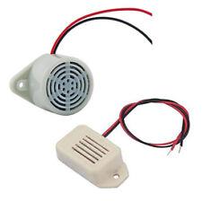 Electro Mechanical Indicator Buzzers- Maplin, ABC- Flying Leads