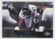 1998 Upper Deck Black Diamond #127 Renaldo Wynn Jacksonville Jaguars Card