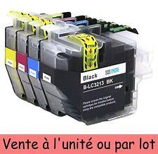 SOS ENCRE - Cartouches d'encre compatibles Brother LC3211 LC3213 XL : x1 ou Lot