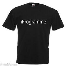 Computer Geek Programmer Mens T Shirt 12 Colours  Size S - 3XL