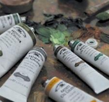 Winsor & Newton 37ml Tube Artists' Oil Colour Paint - Professional Quality
