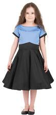 Kids 'Valerie' Vintage Clarity 50's Dress