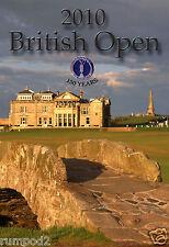 Golf  Poster - 2010 British Open Poster