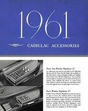 Cadillac 1961 Accessories