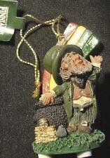 Leprechaun Blarney Stone Rainbow Declan'S Finnians Ireland Irish figurine gem