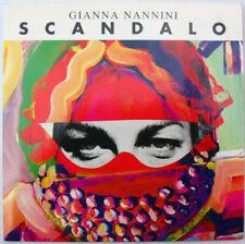 Gianna NANNINI (SP 45T)   Scandalo