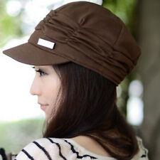 GREYS LADIES WOMENS GIRLS WOOL MIX BAKER BOY BRETON Warm CAP HAT fashion