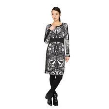 % surkana AFTI vestido negro M-XL