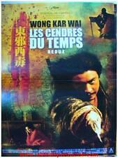 CENDRES DU TEMPS REDUX Ashes of Time Affiche Cinéma / Movie Poster WONG KAR WAI