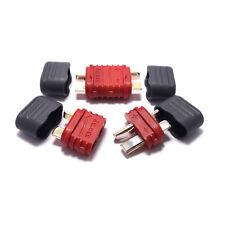 Prise / Connecteurs Dean T Plug AMASS 2/4/8 paires M/F Haute qualité! Lipo 1/10