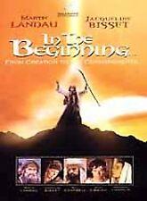 In the Beginning DVD NEW factory sealed Bible Martin Landeau Jacqueline Bisset