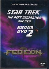 Star Trek Next Generation Bonus DVD 2 FedCon