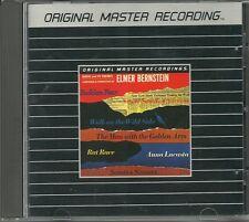 Bernstein, Elmer Movie and TV Themes MFSL Silver CD RAR MFCD 851