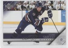 2005-06 Upper Deck #76 Jason Smith Edmonton Oilers Hockey Card
