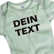 Babybody mit deinem Text Größe 3-24 Monate BELA10008610