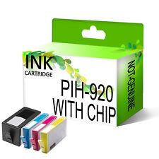 Remanufacturado Genérico Cartucho de tinta de sustitución para 920xl Impresora