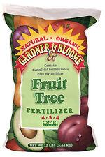 Kellogg Supply 8645 Fruit Tree Fertilizer, 4-5-4, 12-Lbs.