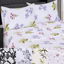 Elegant & Adorable Royal Tradition 300TC 100%Cotton Ultra soft Printed Sheet Set