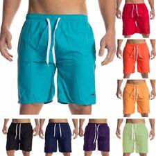 Hommes short de bain Bermuda maillot de bain court d'été shorty court slip de ba