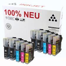 10-50x Tinte Druckerpatronen für Brother DCP 145 165 185 195 365 375 385 395
