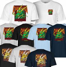 POWELL PERALTA Steve Caballero Street Dragon Skateboard Tee Shirt BONES BRIGADE