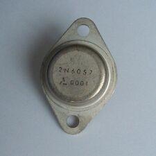 2n6057 Data East pinball power transistor/voltage regulator