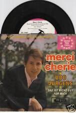 Eurovision 1966 UDO JÜRGENS Merci Cheri 45/GER/PIC